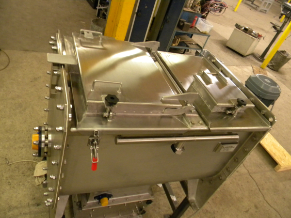 Heated Batch Mixers