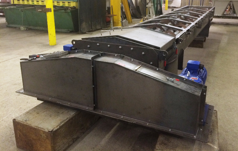 Twin Screw Feeder for Tata